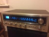 Pioneer SX-434 fm amplifier receiver vintage retro hi-fi