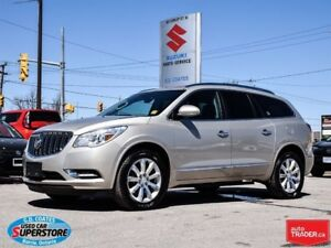 2013 Buick Enclave Leather ~7 Passenger ~DVD ~Backup Camera