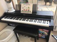 Korg concert 2500 piano