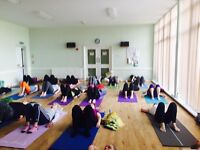 Summer revitalise rebalance Yoga & Gong Relaxation