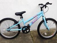 Girls Trax bike