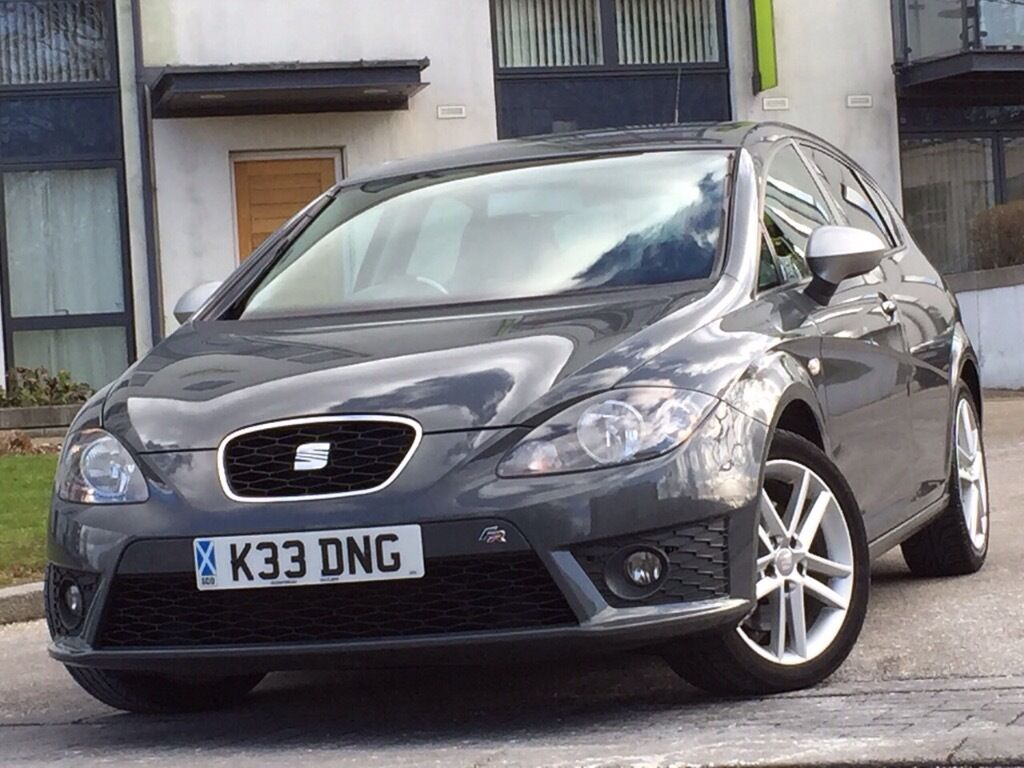 seat leon cr fr 2 0 tdi 2009 09 reg facelift 170 bhp full service history in digbeth west. Black Bedroom Furniture Sets. Home Design Ideas