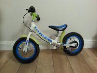 "Carrera ""Coast"" Balance Bike - 12"" wheels"