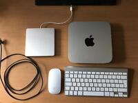 Mac Mini (mid 2011) with Apple Accessories