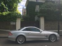 Mercedes-Benz SL 55 AMG including Viseeo Bluetooth system