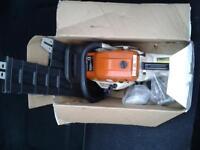 nelsen petrol chainsaw