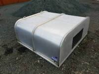 V347 Nissan navara crew cab ifor williams canopy or trailer lid top