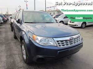2012 Subaru Forester 2.5X Convenience Package | AWD | HEATED SEA