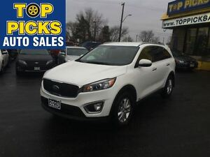 2016 Kia Sorento LX AWD, HEATED SEATS, ALLOY WHEELS, 2.4 LITER,