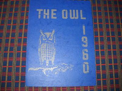 1960 Harford Junior College School Yearbook Bel Air Maryland