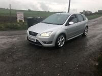 Ford Focus ST 2.5 Turbo quick silver