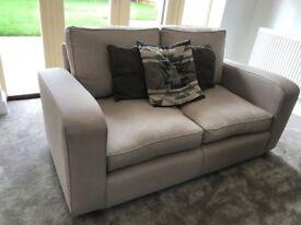 2 Seater Sofa (x2 ) Fantastic Condition