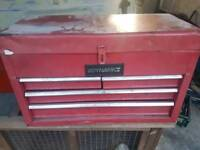 Small tool chest box