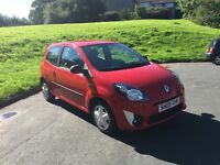 Renault Twingo 08 reg very low miles ,low insurance tax (not Suzki Alto) 12 months mot , px welcome