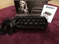 BaByliss Thermo-Ceramic Rollers, used once, in original box