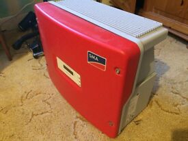 Solar Panel Inverter SMA Sunny Boy SB 3300