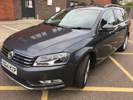 VOLKSWAGEN PASSAT EXECUTIVE 2.0 CR TDI 140 BHP BLUEMOTION
