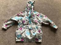 Pack Away Raincoat Age 3-4years