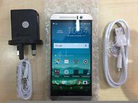 HTC M9 GOLD LIKE NEW/ UNLOCKED / 16 GB / VISIT MY SHOP/ GRADE A. / 1 YEAR WARRANTY + RECEIPT