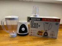 Geepas 2 in 1 blender smoothie maker food processor