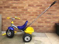 Kettler trike - pneumatic tyres - used condition