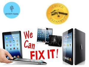 remplacement vitre brisée iPad 1-2-3-4 air mini / remplacement écran iPhone 4/4s/5/5s/5c/6 Laval