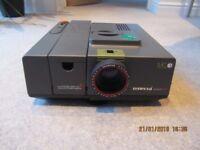 A Reflecta Diamator AF slide projector