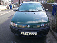 Fiat Punto 2001 1.2 8v MOT 11-11-18 reconditioned steering and engine ECU's with life warranty