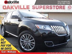 2013 Lincoln MKX AWD | NAVI | REAR DVD | PANORAMIC  ROOF |