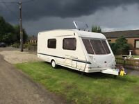 Sterling cuillin 2004 / 4berth /520 full awning many extras good condition for year end changing