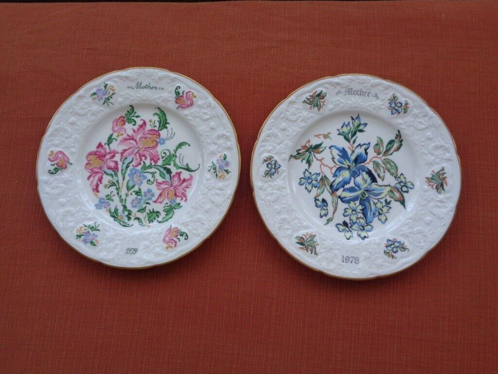 LOT:388 | Two Coalport bone china The