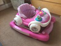 Excellent Interactive Baby Walker