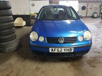 Volkswagen Polo 395£ quick sale O.N.O