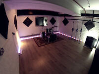 BANDS WANTED to share Permanent Rehearsal Space