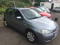 Vauxhall Corsa1.2 5dr One owner