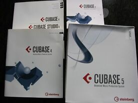 Steinberg Cubase 5 Audio Recording / Editing Software