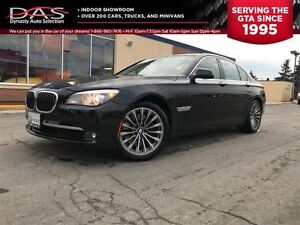2011 BMW 7 Series xDrive EXECUTIVE NAVIGATION ONLY 100.000KM