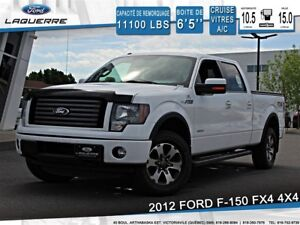 2012 Ford F-150 FX4**4x4*A/C*CRUISE*BLUETOOTH**