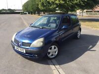 Renault Clio 1.5 DCi Dynamique (£30 a year tax) TOP SPEC
