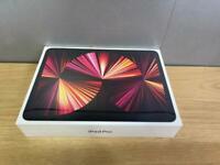 "Apple iPad Pro 11"" 3rd Generation 2TB WiFi sealed Box with warranty. Buy with receipt"