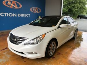 2013 Hyundai Sonata 2.0T Limited ALL LEATHER, BACK UP CAMERA,...
