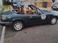 Mazda mx5 1.6 auto