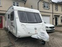 2011 Swift Charisma 545 caravan for sale REDUCED