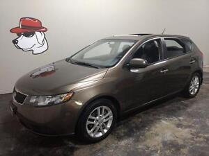 2011 Kia Forte 5-Door EX w/Sunroof ***FINANCING AVAILABLE***