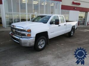 2015 Chevrolet Silverado 2500HD Double Cab 2WD Long Box 8'