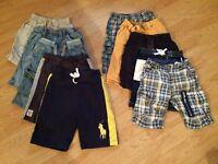 Boy's shorts - 10 pairs