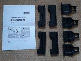 Thule Rapid Fitting Kit 1354