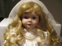 Beautiful Vintage Consumer's Distributing Doll