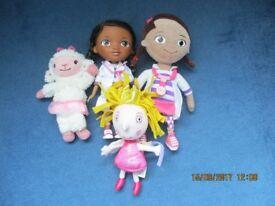 McStuffins bundle & princess holly
