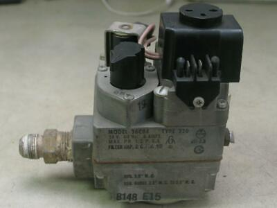 36E54201 White Rodgers Furnace Gas Valve NAT//LP Gas